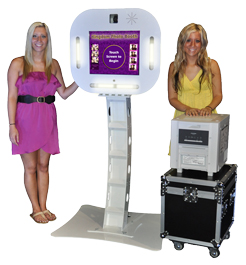 Kingdom Photo Booth Models   Photo Booth Manufacturers